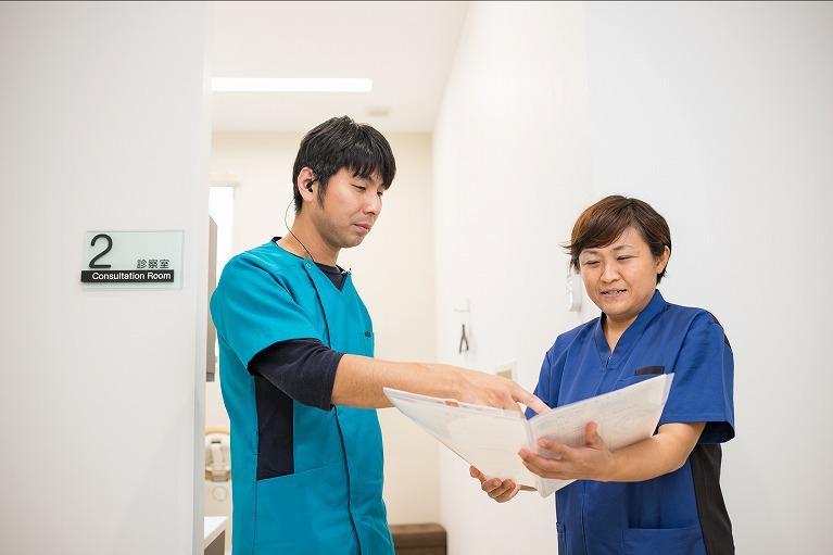 当院で働くメリット